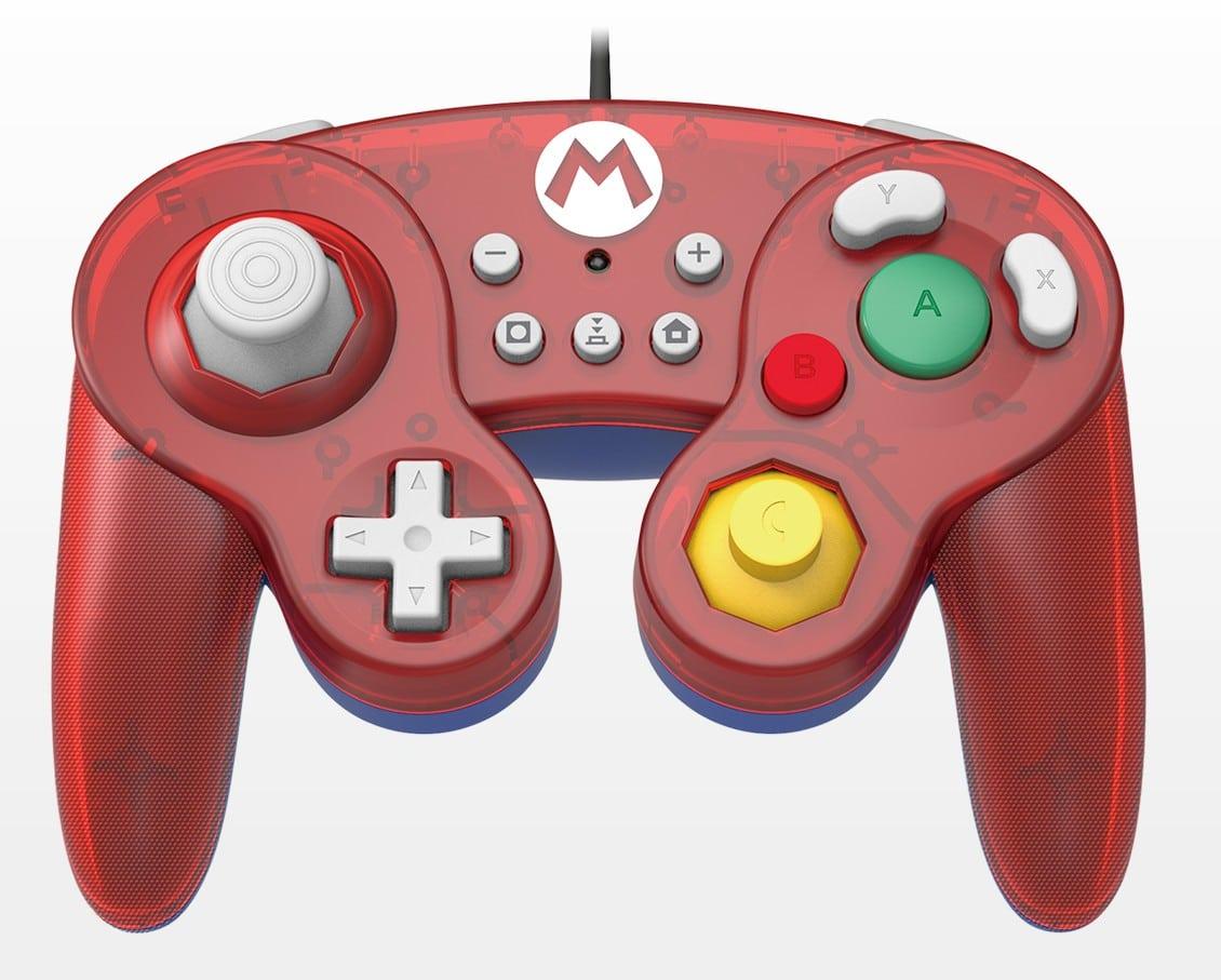 Hori Classic Gamecube Controller: Gamepad für Nintendo Switch