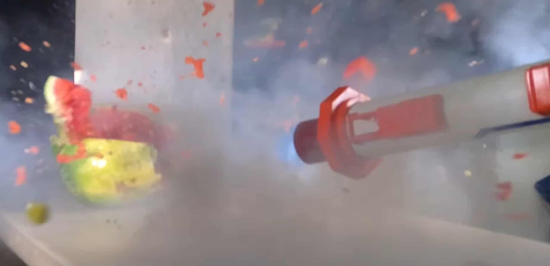 Nerf Rocket Launcher: Riesiger Raktenwerfer im Eigenbau