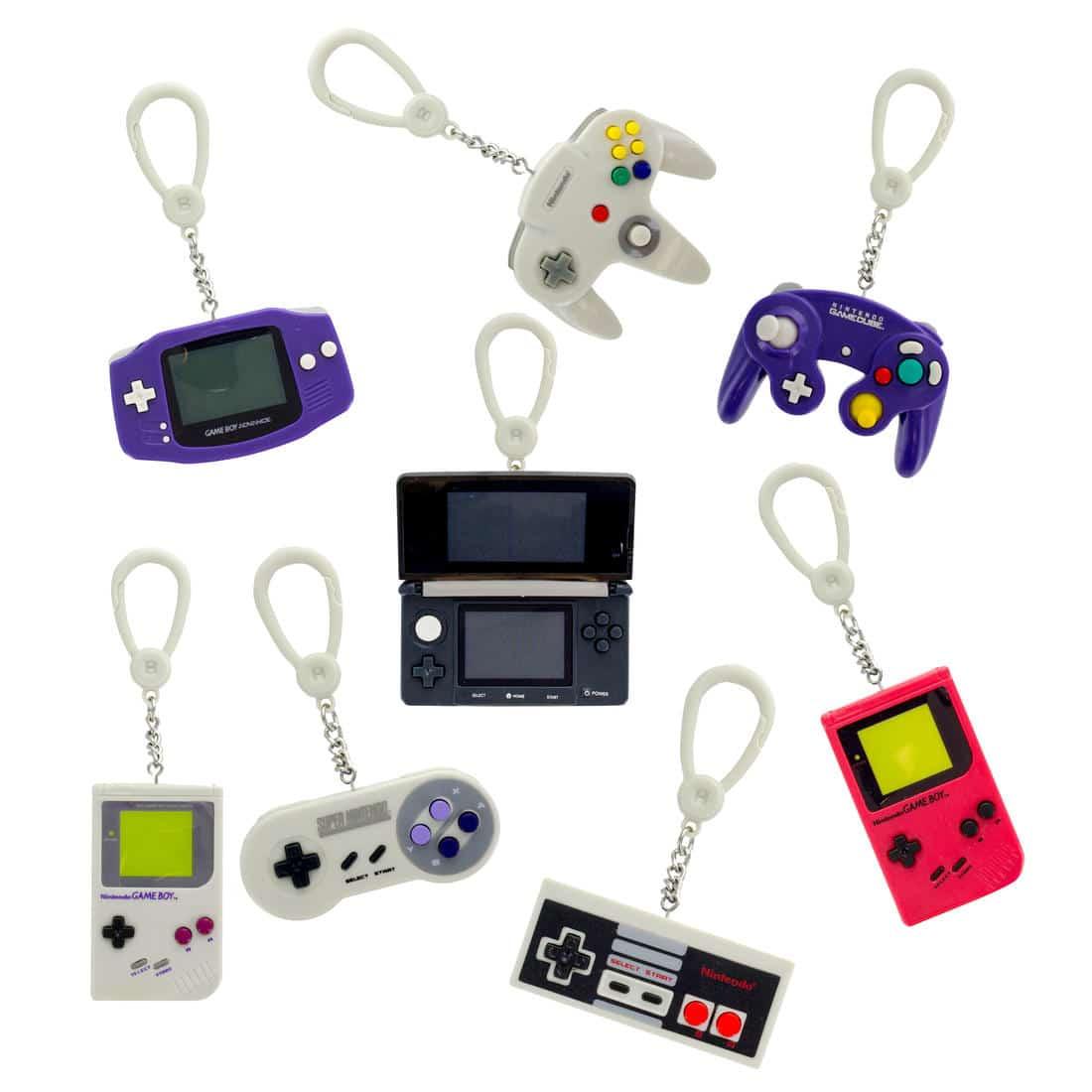 Nintendo Backpack Buddies: Controller und Handhelds für den Rucksack