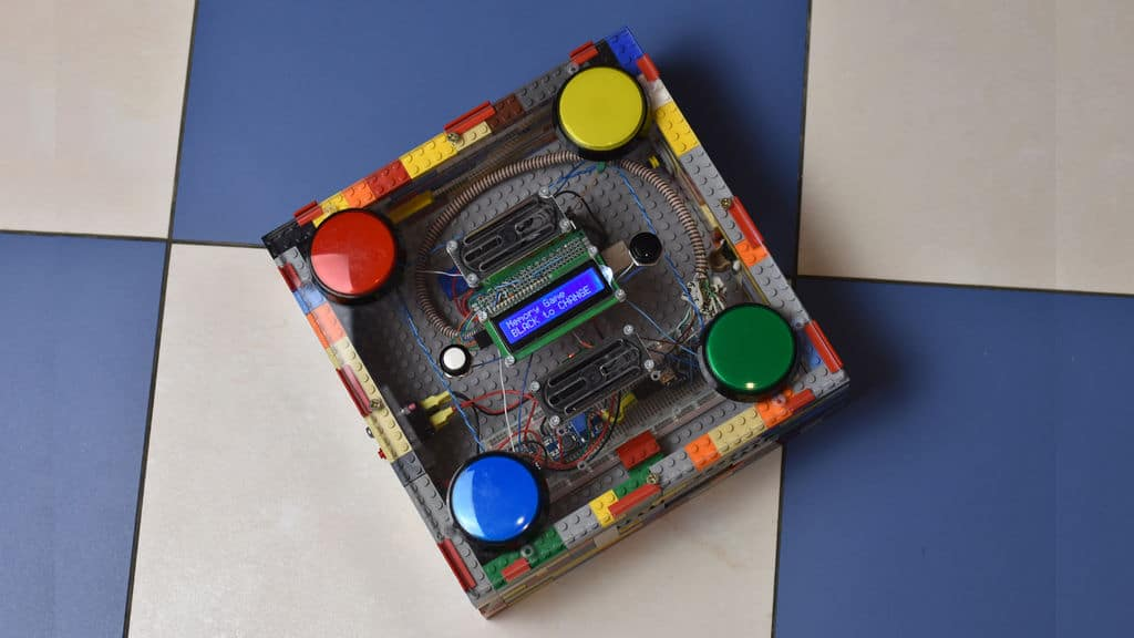 Arcade LEGO Games Box: Spielkonsole für die ganze Familie