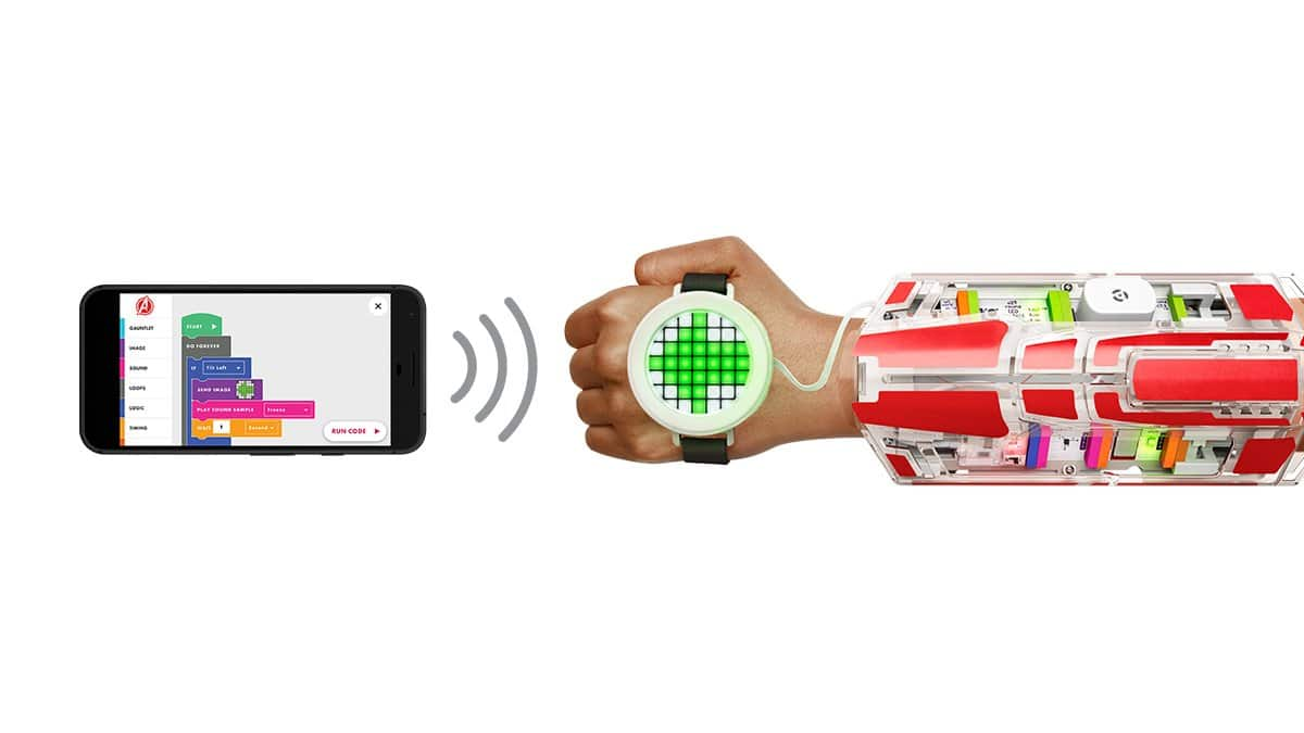 Superhelden-Kräfte selber programmieren. (Foto: littleBits)