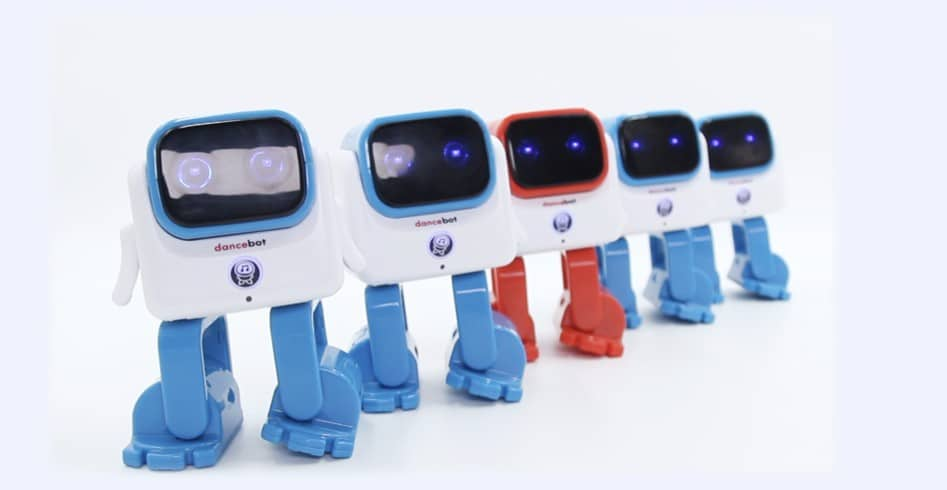 Dancebot: Dieser kleine Roboter tanzt für euch