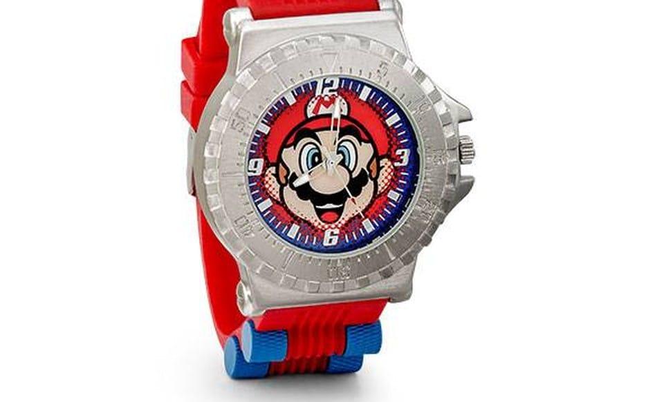 Super Mario Bros.: Der Nintendo-Held als Armbanduhr