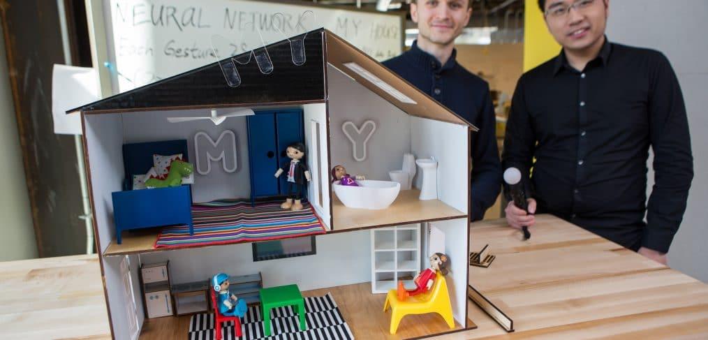 MYHouse: Aus dem Puppenhaus wird endlich ein Smart Home!