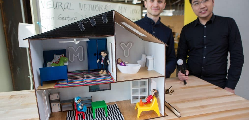 Dieses Puppenhaus ist smart. (Foto: maxoffsky.com)