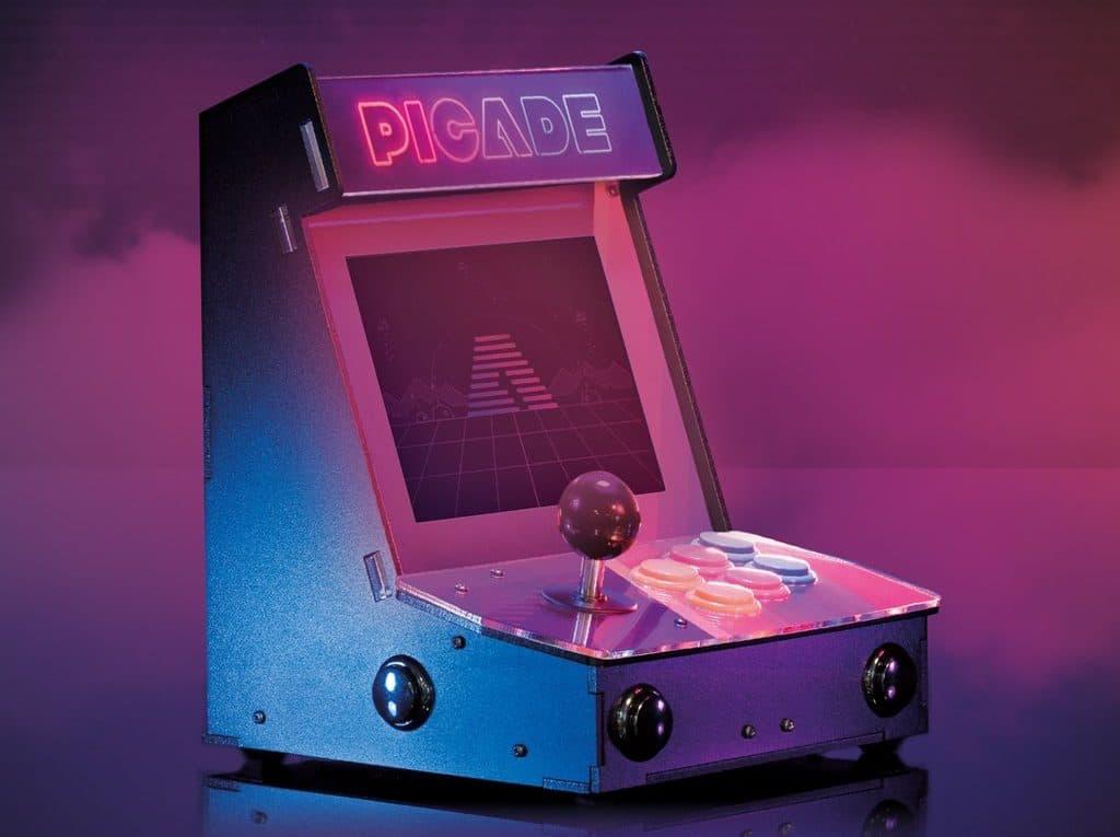 Picade: Für unter 200 Euro zum vollwertigen Arcade-Automaten
