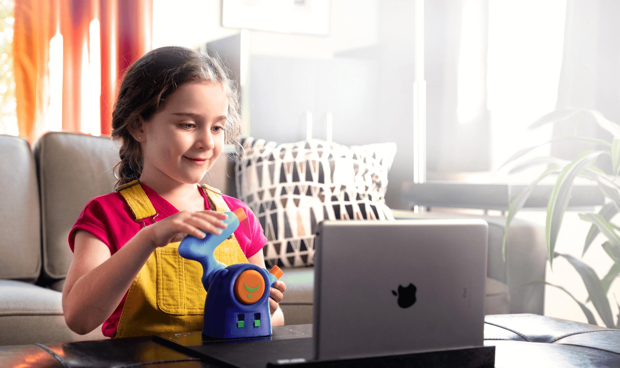 Plugo: Augmented Reality trifft auf Lernspielzeug für Kinder
