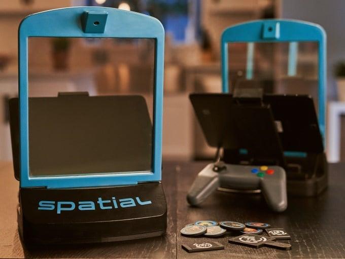 Spatial: Euer Tablet wird zum holografischen Brettspiel