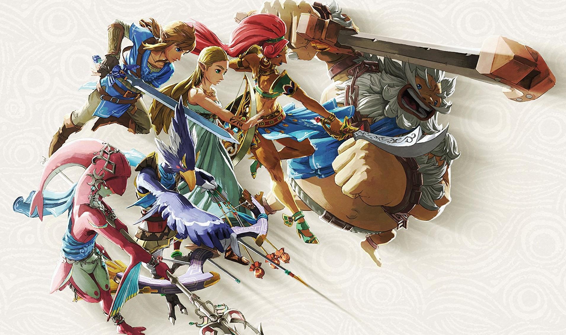 Zelda - Breath of the Wild: Ein besonderes Buch für Fans