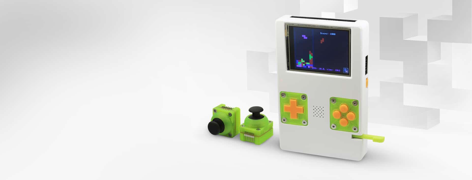 DevBoy: Modularer GameBoy für Spieler und Tüftler