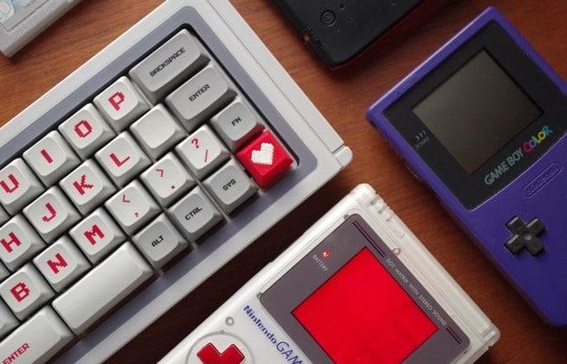 Eine ganz besondere Tastatur. (Foto: Sparrows89)