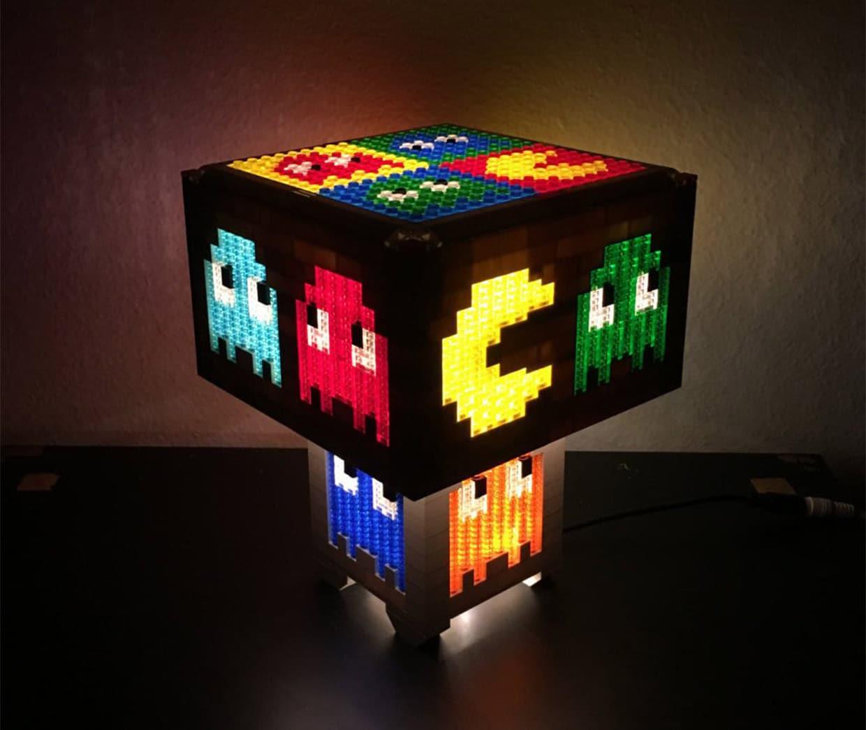 Lasst Pac-Man leuchten. (Foto: Jamieson Pond)