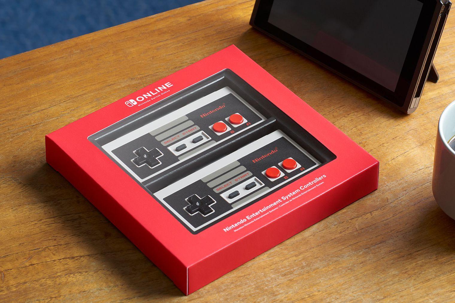 Ein NES-Controller? Nicht ganz. (Foto: Nintendo)
