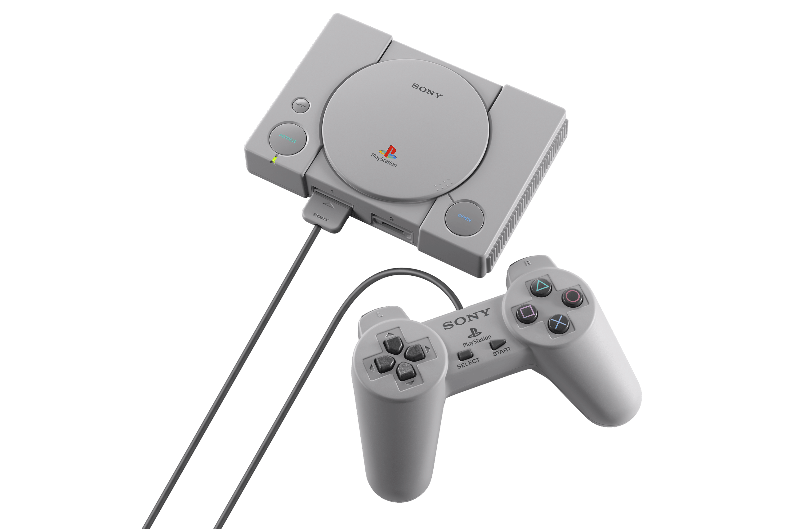 PlayStation Classic: Das bietet die Mini-Konsole von Sony
