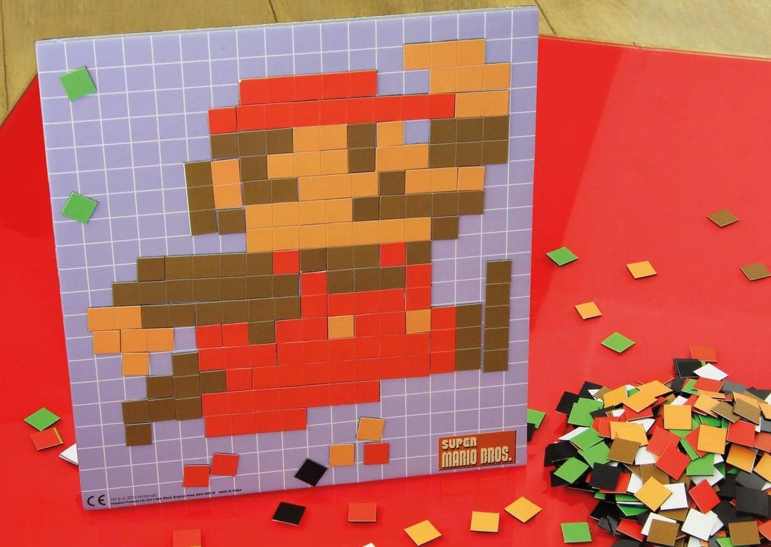 Super Mario Pixelcraft: Erschafft geniale Retro-Bilder