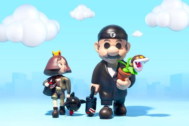 Super Professional: Super Mario als Léon – Der Profi