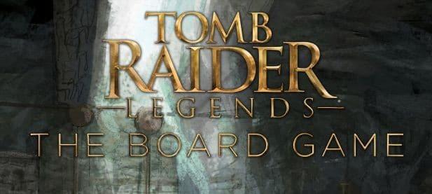 Lara Croft bekommt mit Tomb Raider Legend ein eigenes Brettspiel. (Foto: Square Enix)