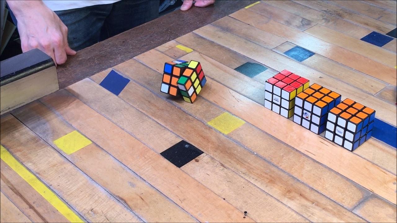 Rubik's Cube: Dieser Zauberwürfel löst sich selbst