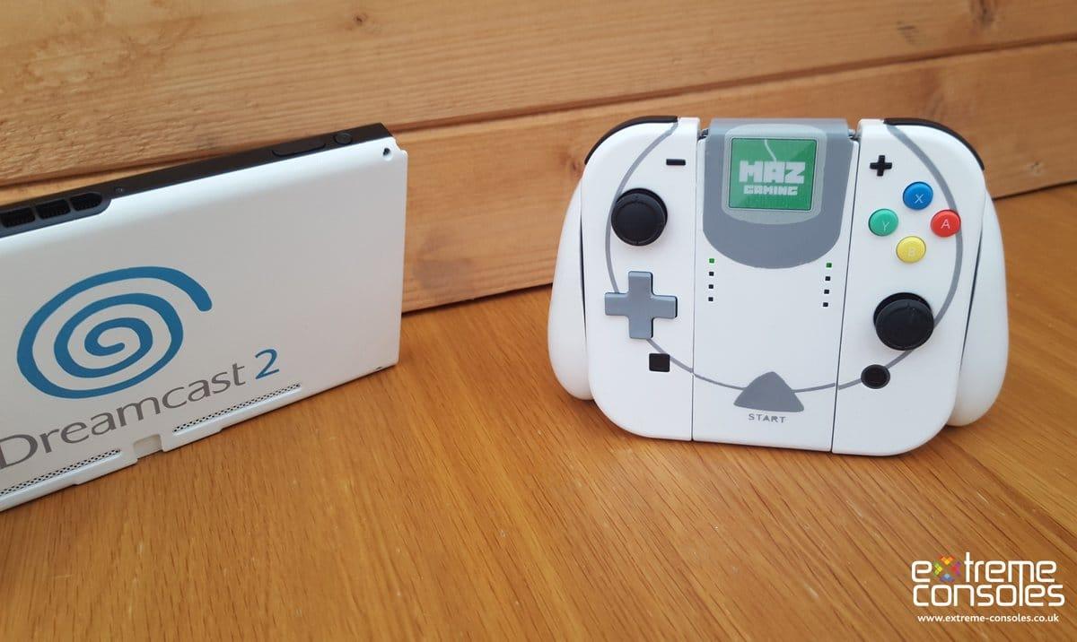 Dreamcast 2: Wenn SEGA eine Handheld-Konsole gebaut hätte…