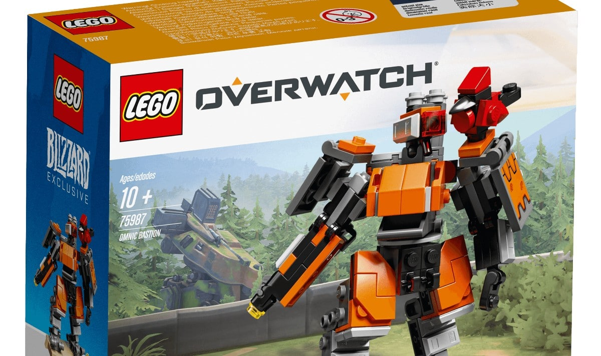 LEGO Overwatch - na, wie wäre es? (Foto: LEGO)