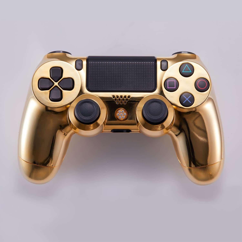LUX DualShock 4: Dieser Controller kostet über 12.000 Euro!