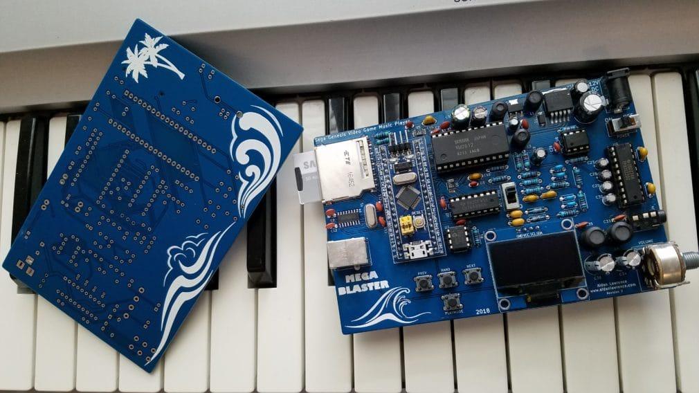 Mega Blaster: Player produziert Musik alter Mega Drive-Klassiker