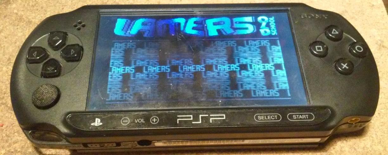PiSP: Alte PlayStation Portable mit moderner Technik