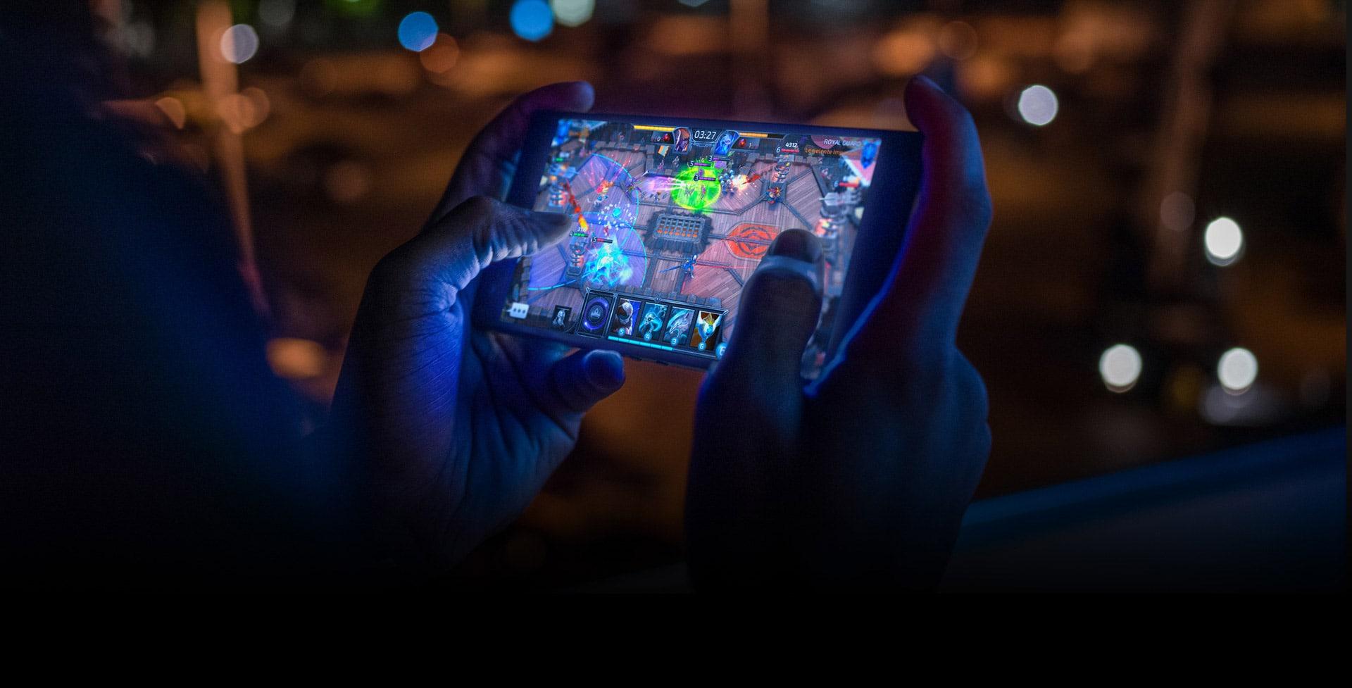 Das Razer Phone 2 möchte auch ein Flagship-Killer sein. (Foto: Razer)