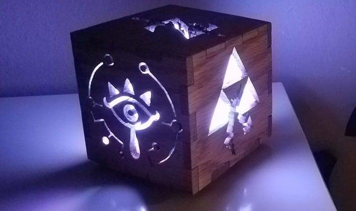 The Legend of Zelda Nachtlicht: Erleuchtet euer Schlafzimmer