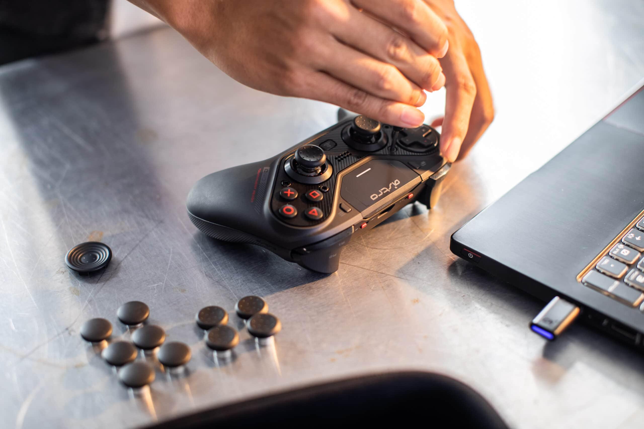 Astro C40 TR: Modularer Controller bietet zig Möglichkeiten
