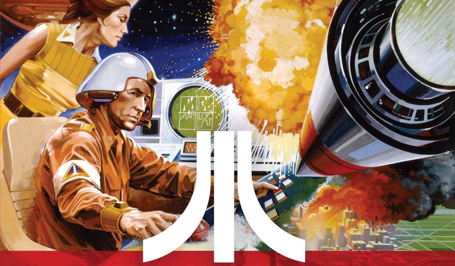 Was bietet Atari: Kunst und Design der Videospiele? (Foto: comiXology)