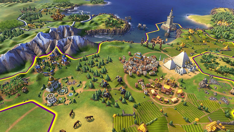 Nicht nur in Deutschland mögen wir Civilization. (Foto: 2K Games)