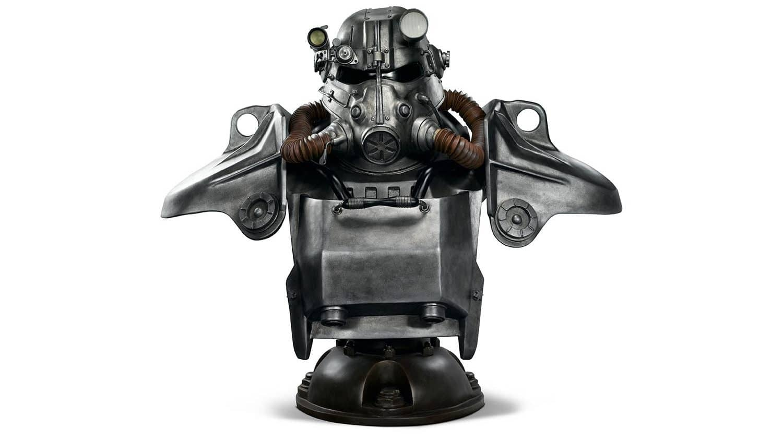 Fallout 76: T-45 Powerrüstung für zu Hause