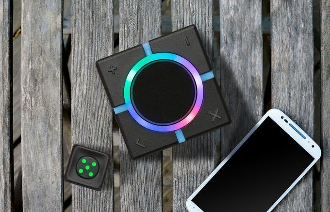 Hubiz: Diese Spielkonsole verzichtet auf einen Bildschirm