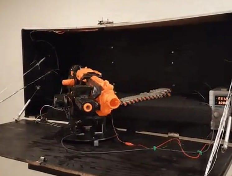 NERF Alexa Home Defense: DIY-Abwehrsystem stoppt Einbrecher