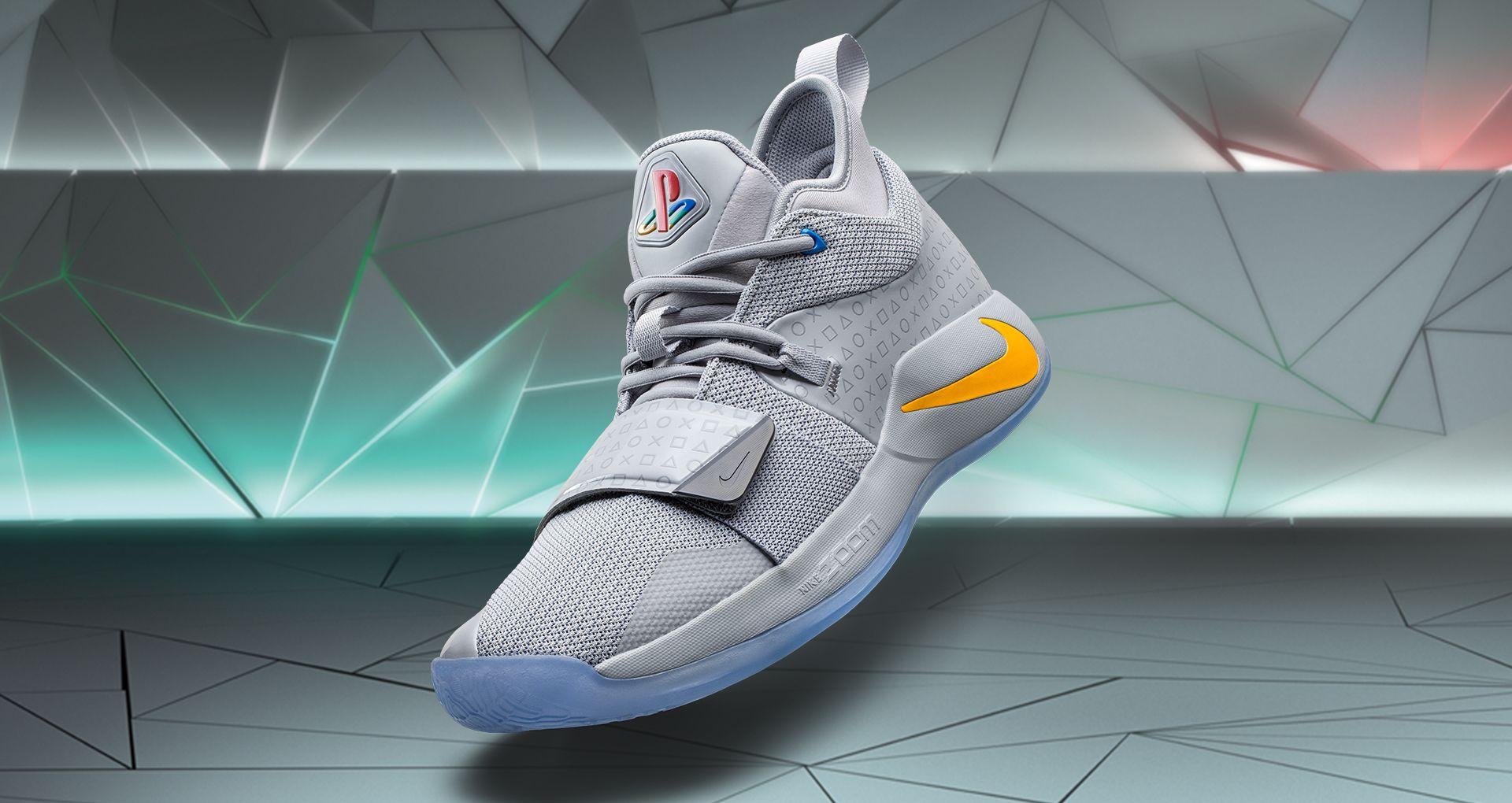 PG 2.5 x PlayStation Colorway: Retro-Sneakers für Gamer