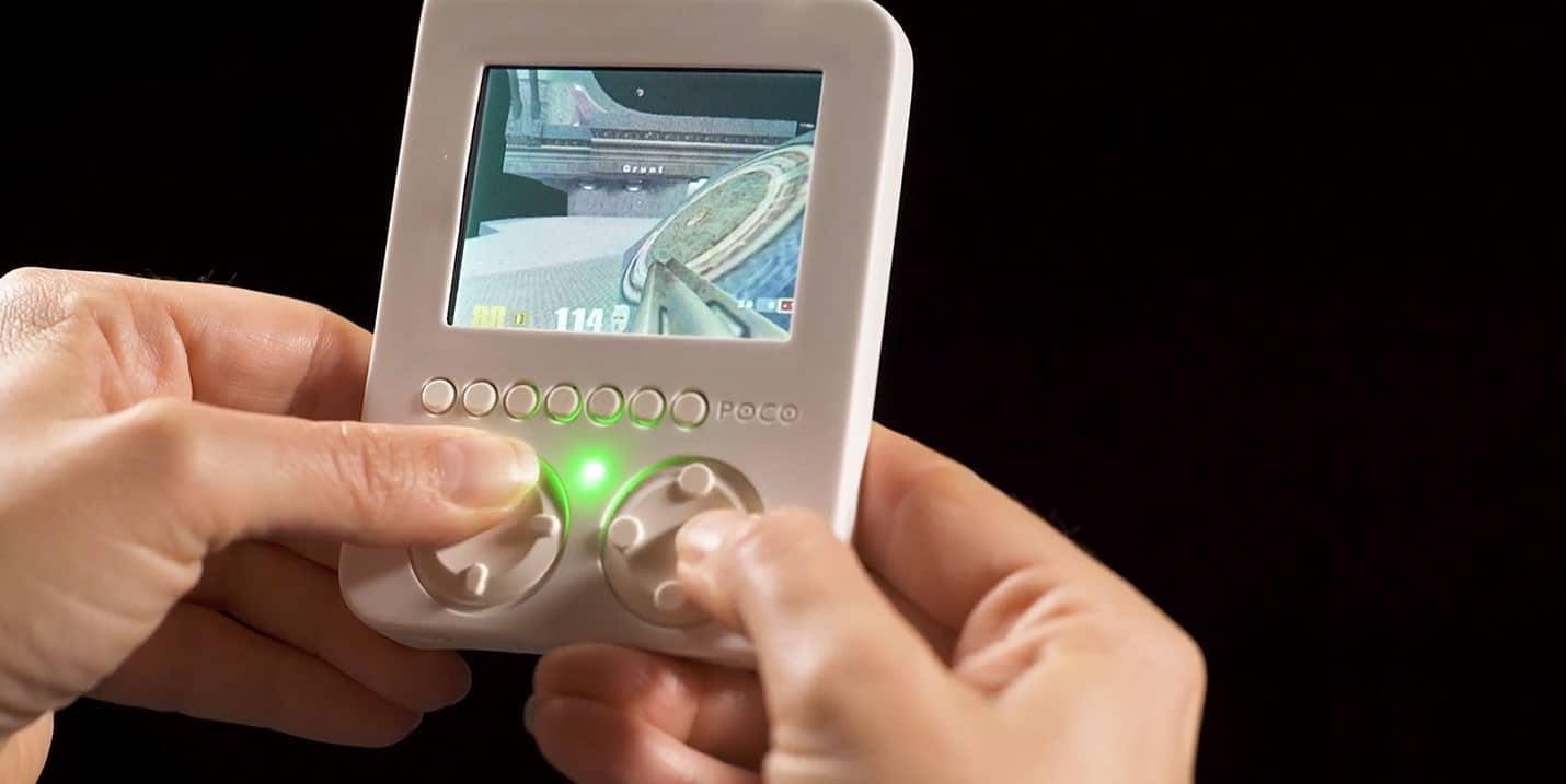 Poco - Pocket Raspberry Pi Gaming Kit: Konsole zum Basteln
