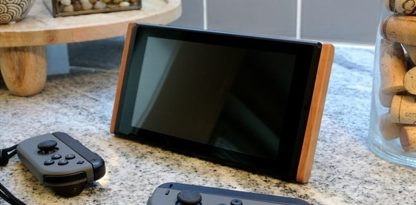 Switchblades: Nintendo Switch in Luxus-Optik