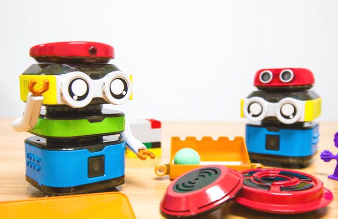 Der TacoBot bietet ein paar interessante Ansätze. (Foto: RoboSpace)