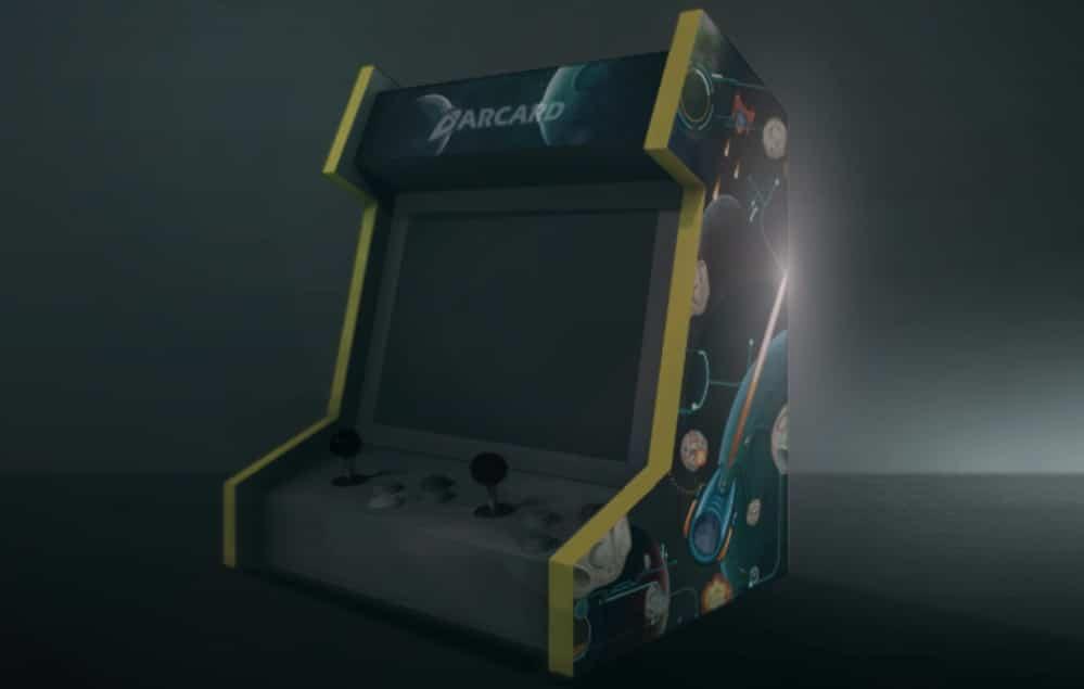 Arcard: Vollwertiger Spielautomat aus…Pappe!