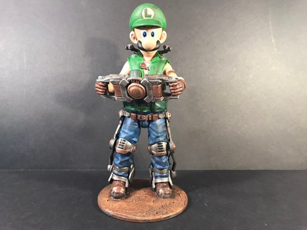 Super Mario Bros.: Luigi aus der Zukunft!