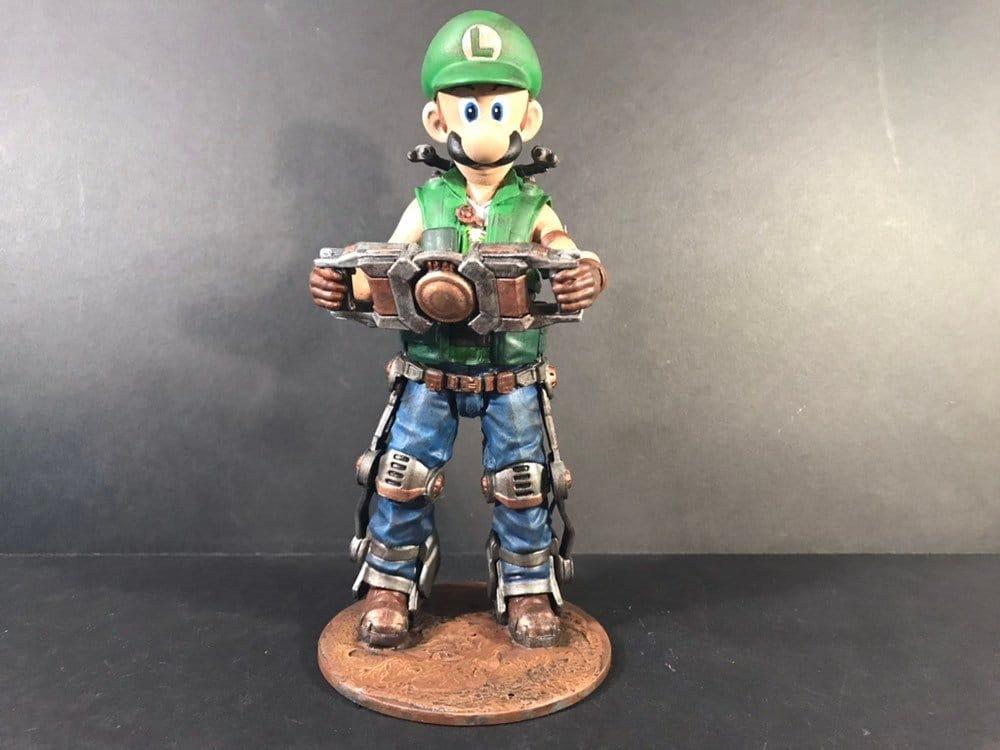 Was hat Luigi da in den Händen? (Foto: Kodykoala)