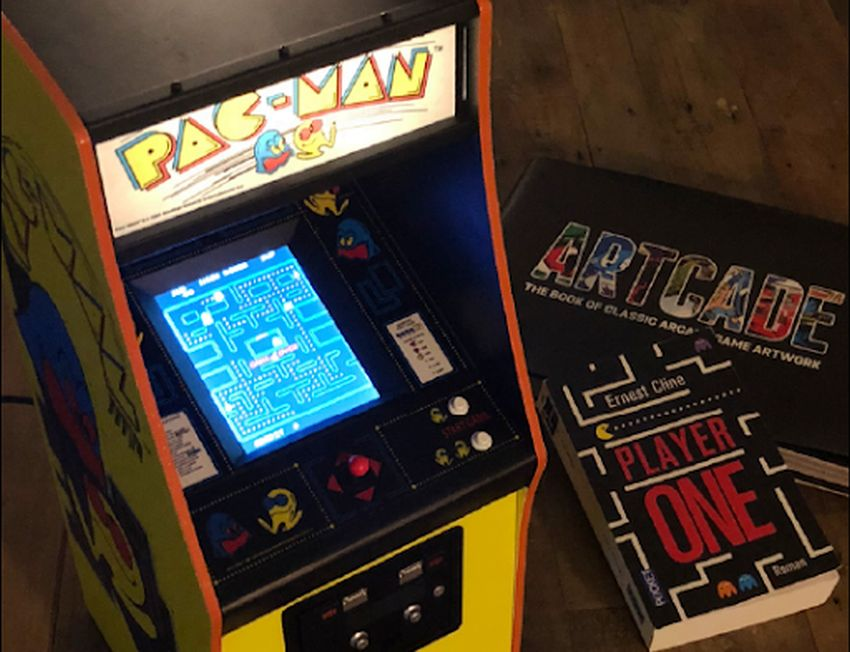 Pac-Man Quarter Arcade: Originaler Spielautomat…nur kleiner