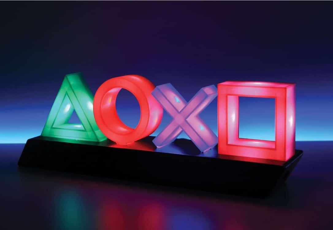 Sieht die PlayStation-Lampe nicht gut aus? (Foto: GetDigital)