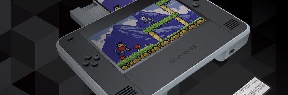 My Arcade Retro Champ: NES als mobile Handheld-Konsole