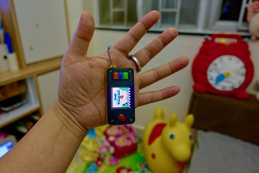 RetroPie Zero: Winzige DIY-Konsole als Schlüsselanhänger