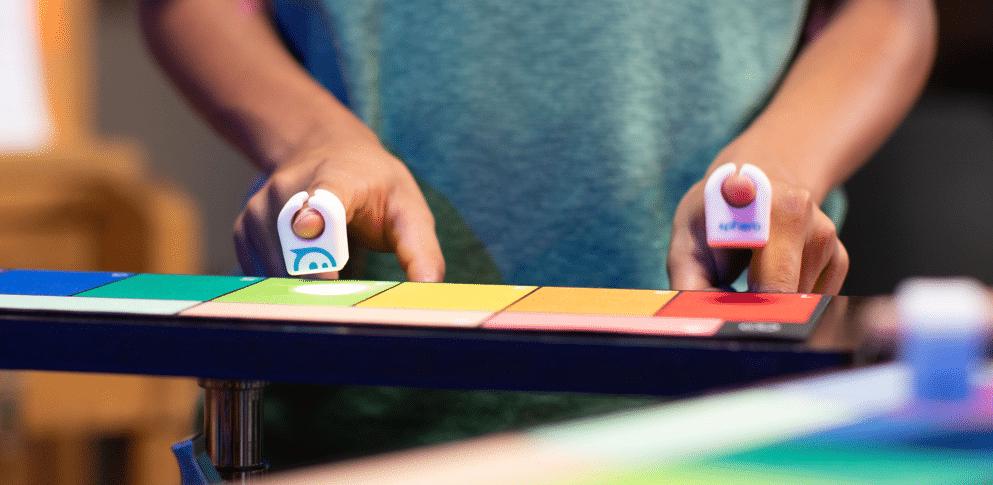 Diese Ringe können was. (Foto: Orbotix)