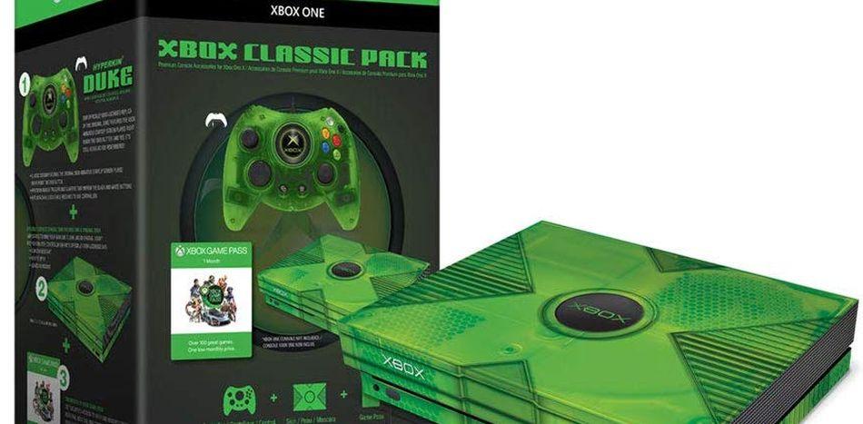 Verwandelt eure Xbox One X. (Foto: Hyperkin)