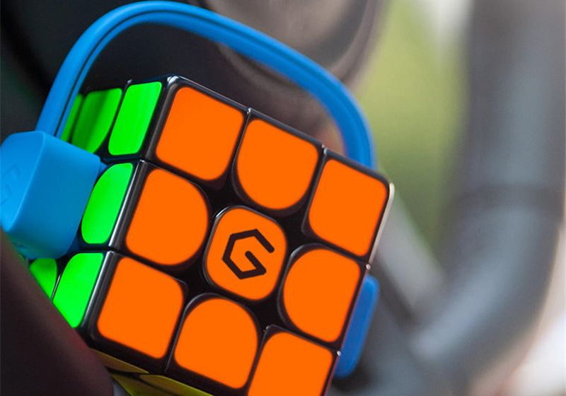 Der Zauberwürfel kann was. Er ist smart. (Foto: Xiaomi)