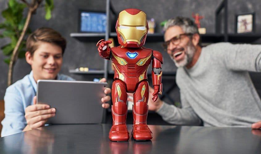 UBtech Iron Man MK50: Superheld trifft auf Roboter